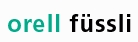 Logo Orell Füssli Group / Zum Vergrößern auf das Bild klicken
