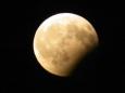 Bruno Hersche / Mondteilfinsternis / Zum Vergrößern auf das Bild klicken