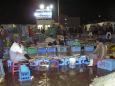 Fischmarkt Qatif (SA) / Zum Vergrößern auf das Bild klicken