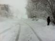 Bruno Hersche / Schnee am 31. März 2013 / Zum Vergrößern auf das Bild klicken