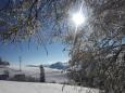 Schnee am Reisenberg