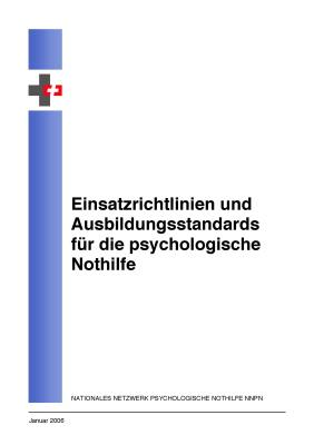 Titelblatt >Einsatzrichtl NNPN ganz / Zum Vergrößern auf das Bild klicken